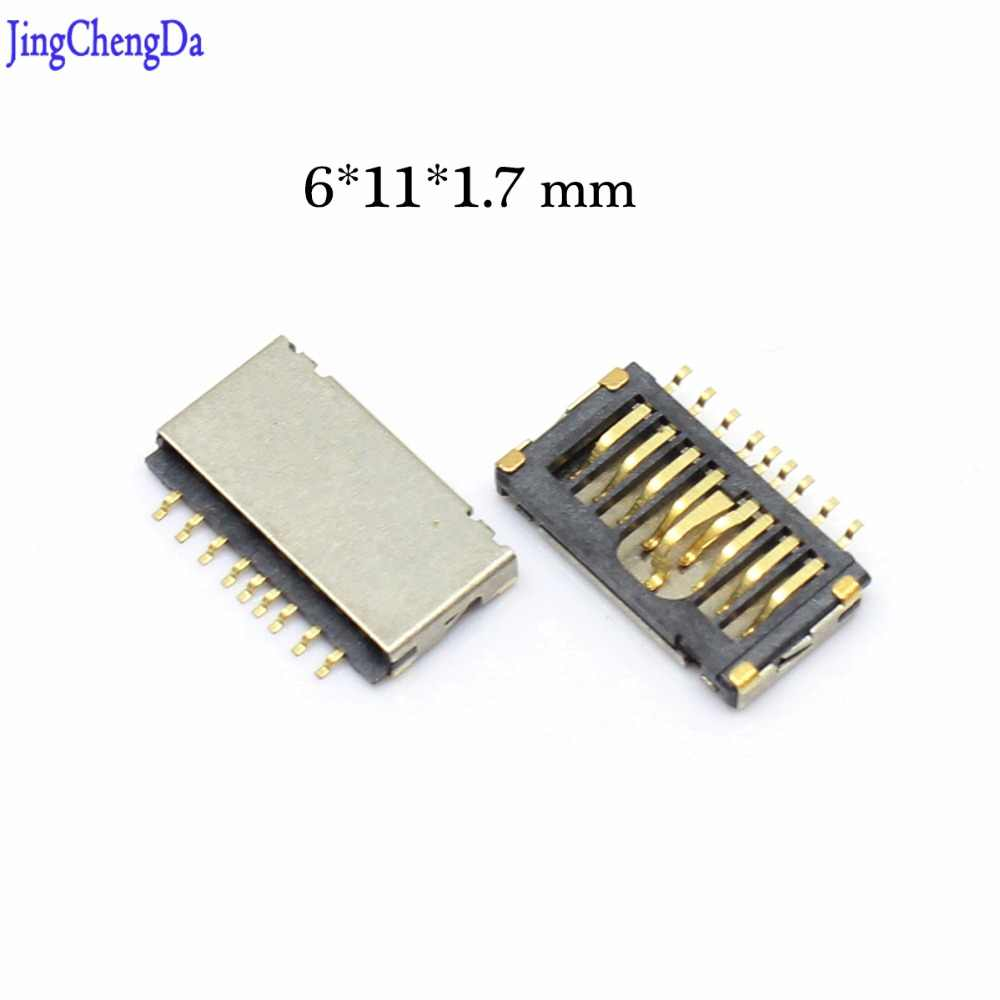 JCD SD Card Reader Holder Slot Socket Connector Mobile Phone Cable for  Huawei Honor 4X C8817E G621-TL00 H30L01C00