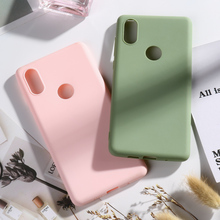 Case for Xiaomi Mi Mix 2S 2 Cases Xiomi Candy Color Soft TPU Phone Cover Coque Xiami Mix2S Mix2 Bumper