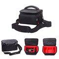 Dslr camera bag para canon 100d 550d 750d 760d fotografia fotografía de vídeo digital impermeable bolso bolsas bolsa bandolera