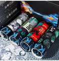 2017 Real Mens Underwear Boxers Male Panties Viscose Summer Breathable Trunk Mid Waist Plus Size Sexy Four Angle Gift Box Set