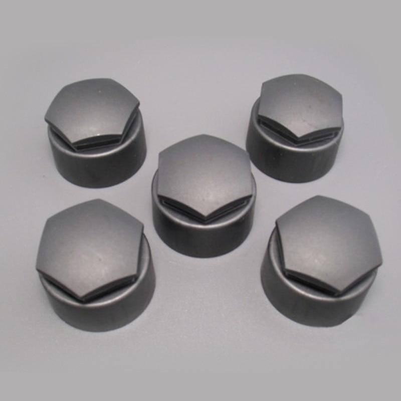 4x Sécurité Vis Bouchons capots Caps 17 mm 4f0601173a pour AUDI VW
