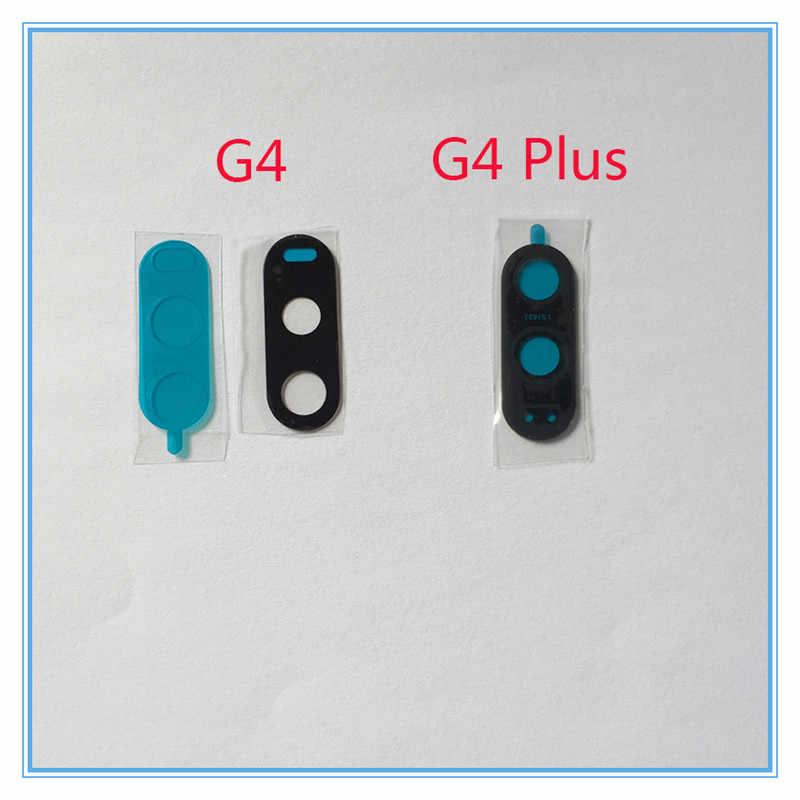 1 adet Orijinal Arka Kamera Cam Lens motorola moto için kılıf G4 XT1622 XT1620 G4 Artı Kamera Cam Kapak Yapıştırıcı Sticker
