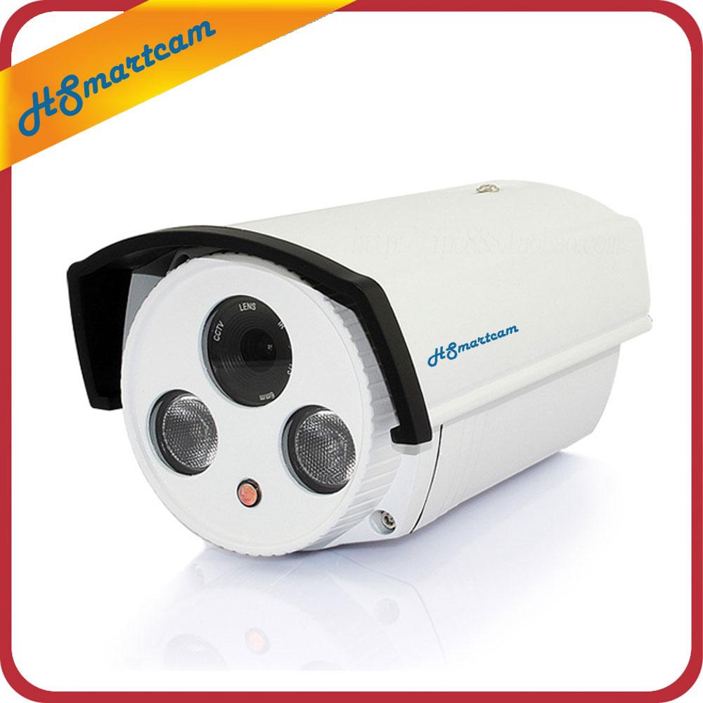 AHD High Definition Surveillance Camera 8mm lens 1200TVL 720P AHD CCTV Indoor/Outdoor Waterproof Security Camera