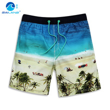 2016 New Men beach shorts trunks brand men surf playa short moda praia boardshorts bermudas masculina de marca Hawaii surfing A8