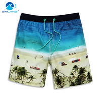 2015 New Men Beach Shorts Swim Trunks Brand Men Swimwears Surf Playa Short Moda Praia Boardshorts