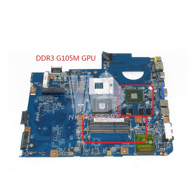 MBP5601003 MB.P5601.003 For Acer aspire 5738 Laptop Motherboard 48.4CG01.011 DDR3 PM45 G105M GPU Free CPU new russian laptop keyboard for acer aspire 5810t 5738 5552 5738zg 5750g 7750g 5740g black ru layout