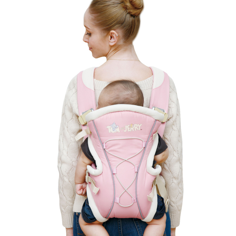 Bebear Organic Ergonomic Baby Carrier Adjustable Newborn Baby Sling Portable Multifunctional Kid Carriage Wrap Mochila Portabebe