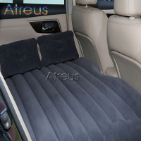 Car Inflatable Bed Air Beach Chairs Camping Sofa Auto Sleeping Mat Pad Sex Bed For Woman