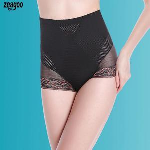 Women High Waist Panty Lace Pa