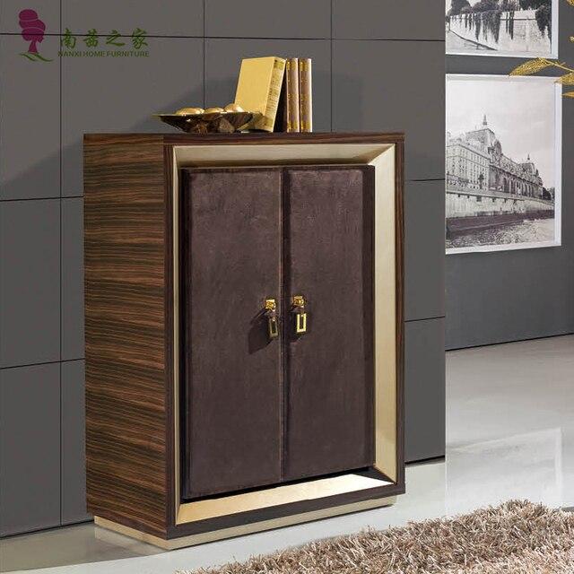 High standart home furniture living room cabinet shoe cabinet modern wooden cabinet table cover with veneer & High standart home furniture living room cabinet shoe cabinet modern ...