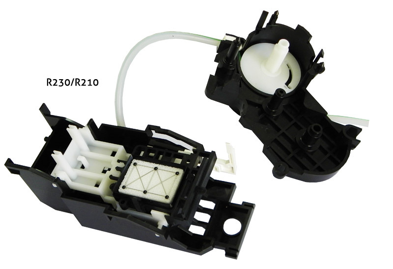 einkshop New Ink Pump Assembly for Epson R230 R210 R310 R350 R270 R290 Printer Pump Assembly Ink System Assy printer ink pump for roland sp300 540 vp300 540 xc540 cj740 640 rs640 540 solvent ink