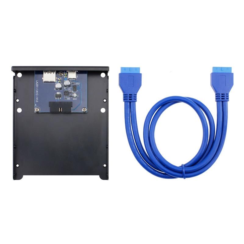 ULT - Үздік USB 3.0 Алдыңғы панель - Компьютерлік перифериялық құрылғылар - фото 5