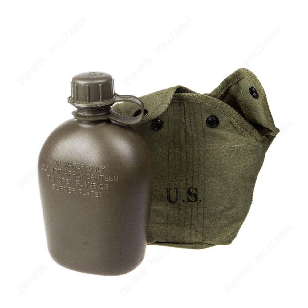 US militar Kettle ejército cantina tropa para Camping US/101102