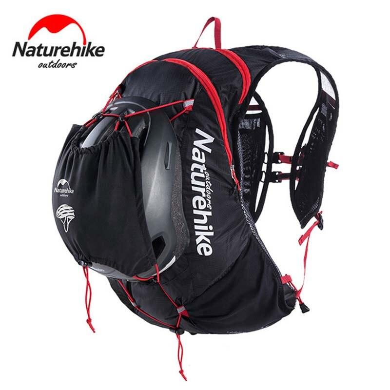 Sac d'hydratation en plein air naturel sac à dos en cours d'exécution sac de cyclisme randonnée sacs de course légers sacs à bandoulière légers