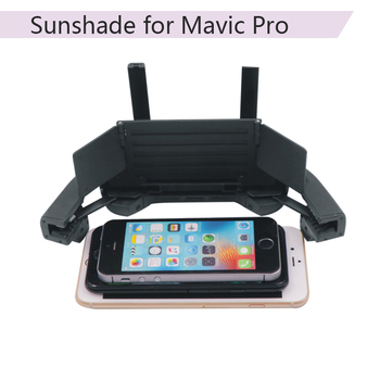 Light Weight Sunshade Phone Sun Hood for DJI Mavic Mini Pro Spark Air 2 Zoom Folding Cover Accessory - discount item  22% OFF Camera & Photo
