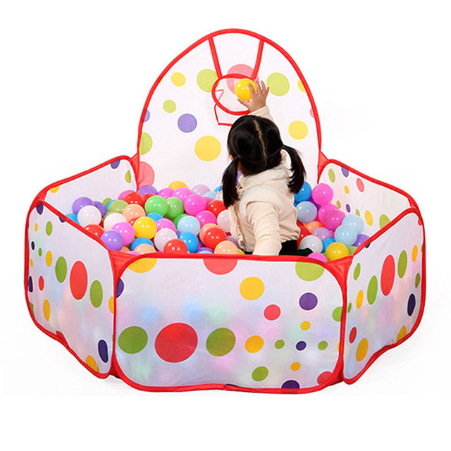 New Children Kid Ocean Ball Pit Pool Game Play Tent In/Outdoor Kids House Play  sc 1 st  AliExpress.com & New Children Kid Ocean Ball Pit Pool Game Play Tent In/Outdoor ...
