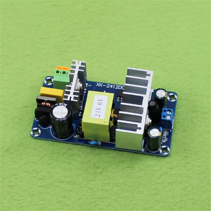 24V switching power supply board 4A to 6A high power AC-DC power supply module