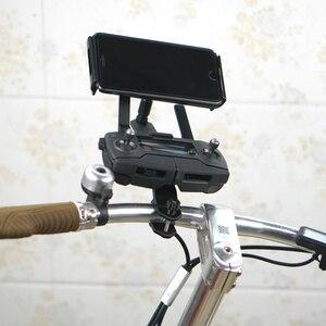 Image 3 - Remote Controller Montaggio Collegare Holder Clip Stent Monitor Morsetto Tablet Supporto Del Telefono Della Bicicletta Della Bici Per DJI Mavic Mini Pro Spark