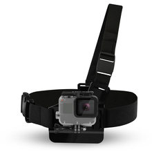 Один плечевой ремень крепление нагрудный ремень для GoPro Hero 6 5 4 3 SJCAM sj5000 xiaoyi Yi 4 К h9 Камера велосипед Велоспорт аксессуар