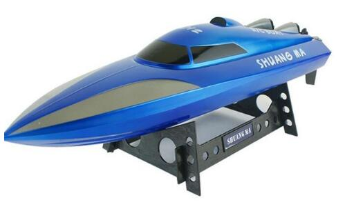 new Navigation model speedboat motor boat DH 7012 2.4G 4CH 40kgh high speed RC racing boat rc boat for kids as best gift