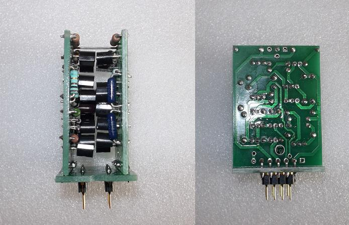 1PCS OP03 Full Discrete Component Field Effect Input Dual Op Amp Module