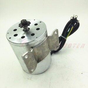 Image 5 - 1500ワット48ボルトブラシレス電気dcモータ1500ワット電動スクーターbldcモータbomaブラシレスモータw/取付ブラケット(スクーターパーツ)