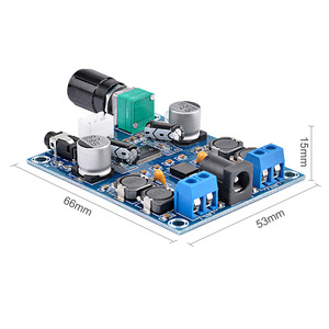 Image 4 - AIYIMA TPA3118D2 Digital Verstärker Bord Amplificador Dual Kanal Audio Verstärker Board 45W * 2 Für 4 8ohm Lautsprecher Amp DIY