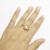 Mulheres 925 Sterling Silver Natural Citrino Anel de Cristal Senhora Jóias de Pedras Preciosas Genuíno Estilo Flor