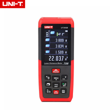 Buy online UNI-T UT395B 70M Digital Laser Range Finder Measure Area/Volume Tool
