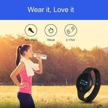 Luxury Women Men Sport Watches Calorie Pedometer Bracelet Sleep Tracker Massage Remind Smart Wristwatch Clock Android IOS