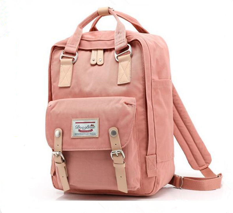 все цены на Brand teenage backpacks for girl Waterproof Kanken Backpack Travel Bag Women Large Capacity brand Bags For Girls Mochila онлайн