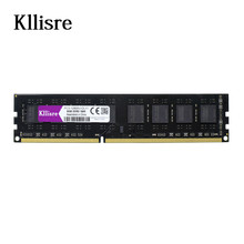 Kllisre DDR3 8GB 1600MHz 1333MHz Memory Ram Desktop pc DIMM(China)