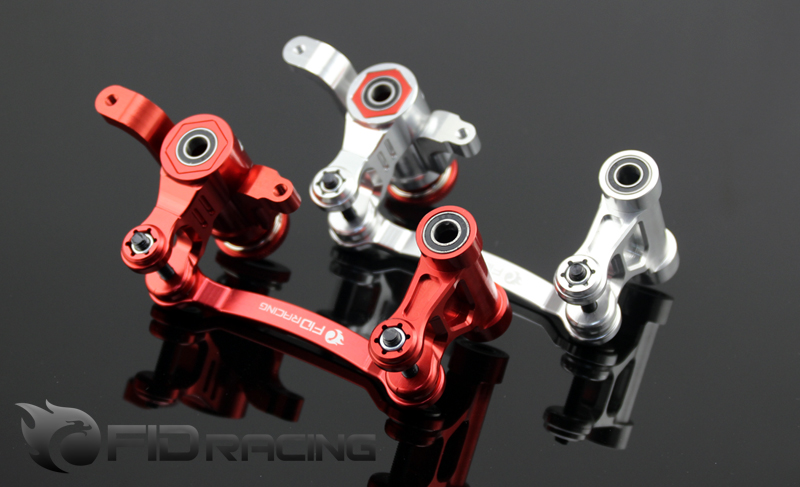 FID Racing ,steering and dual servo arm set for LOSI DBXL цены онлайн