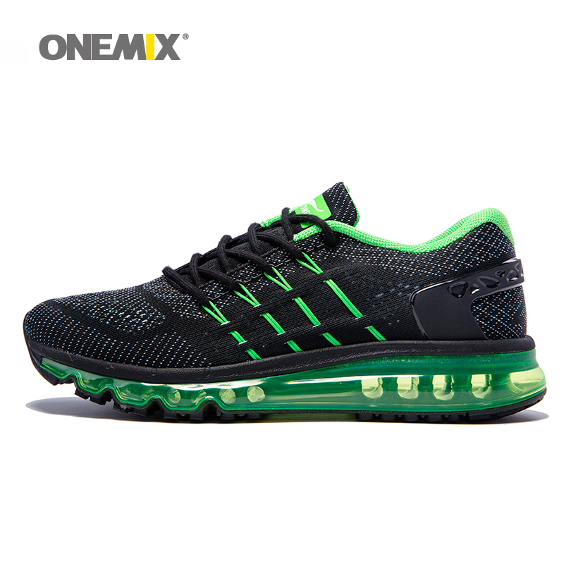 Onemix outdoor men running shoes breathable male sport sneakes light cushioning sport shoes 2017 athletic shoes Chaussures homme peak sport men outdoor bas basketball shoes medium cut breathable comfortable revolve tech sneakers athletic training boots