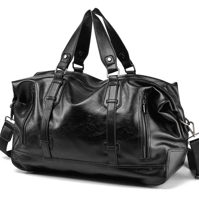 f22d8cd665 Aliexpress.com   Buy KatyPaul 2017 Brand Men Leather Handbag Vintage ...