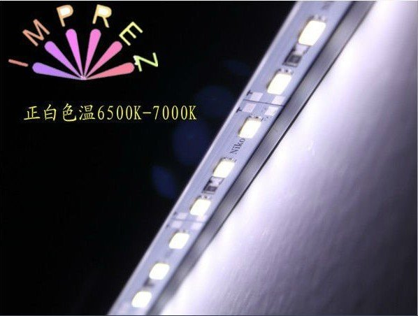Original Free Shipping 18w 72pcs 5630smd Dc12v 100meter/lot Cool White Led Rigid Light With U Or V Aluminum Shell A Plastic Case Is Compartmentalized For Safe Storage