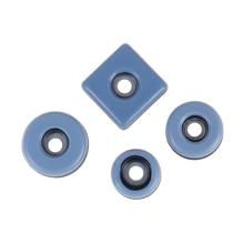 4pcs/lot Slider Pad Furniture Table Bases Protector Coaster Carpet Ground Magic Moving Anti-abrasion Floor Mat
