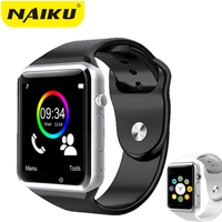 NK1 WristWatch Bluetooth Smart Watch Sport Pedometer With SIM Camera Smartwatch For Android Smartphone Russia T15