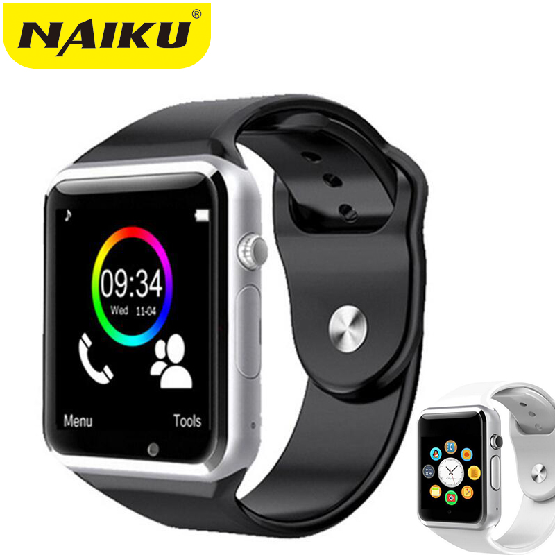 NK1 WristWatch Bluetooth Smart Watch Sport Pedometer With SIM Camera Smartwatch For Android Smartphone Russia T15 good than DZ09