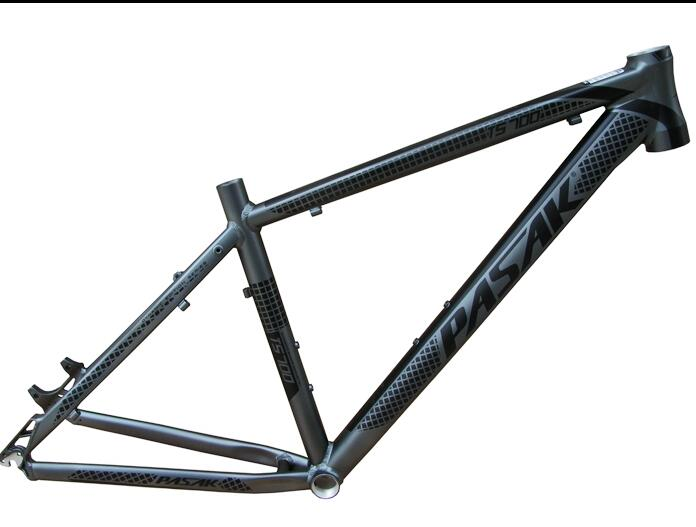 Aluminum alloy 7005 MTB bike frame TS700 Paladin Pasak PASAK 26*17 inch bicycle frame giza ghost 3 mtb bicycle 6061 aluminum alloy frame 26 wheel 16