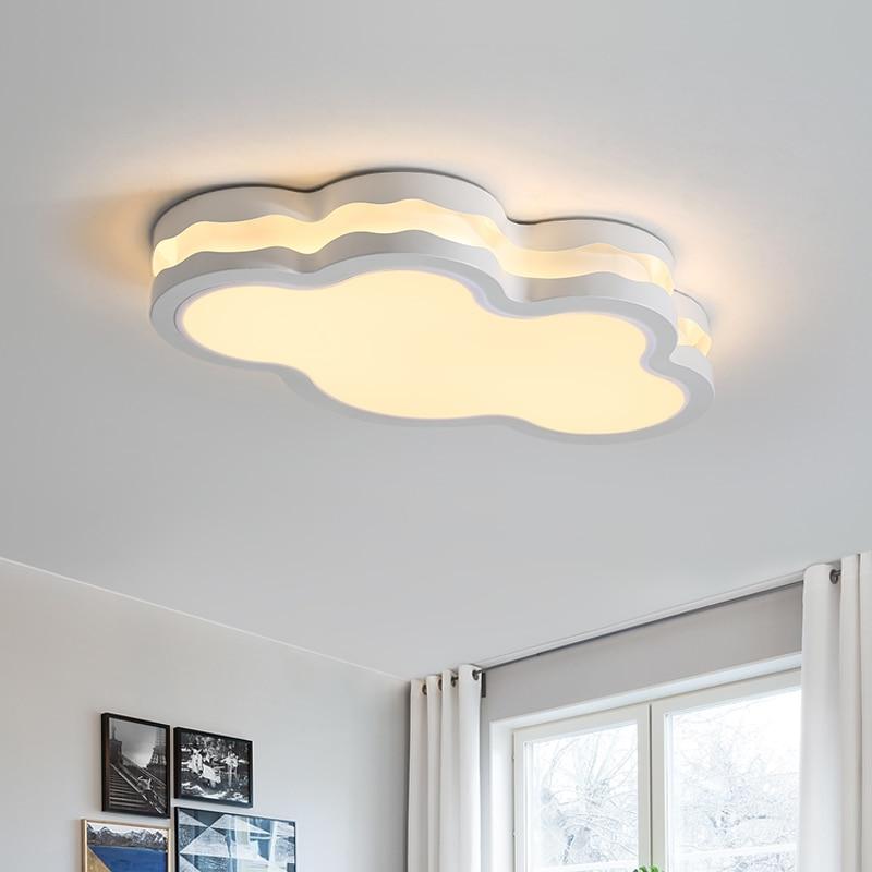 Bedroom Lights Romantic Clouds Led Ceiling Light Cartoon