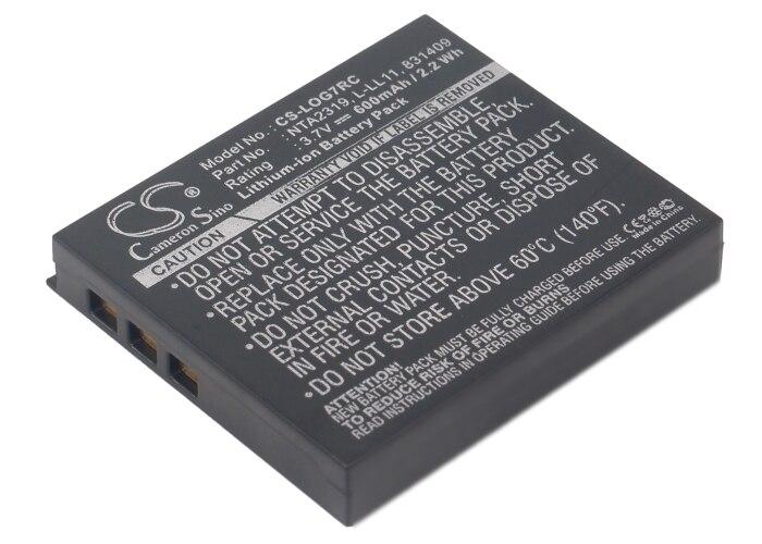 Batería De Actualización Para Logitech G7 Láser Inalámbrico Ratón M-rbq124... Mx Aire De Alta Capacidad