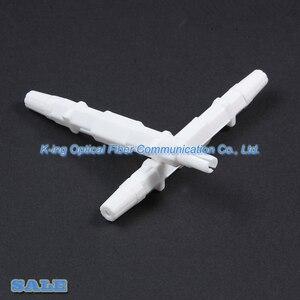 Image 3 - 100 шт. защитная коробка для кабеля, коробка для защиты оптического волокна, маленькая круглая трубка, термоусадочная трубка для защиты лотка для сращивания волокна