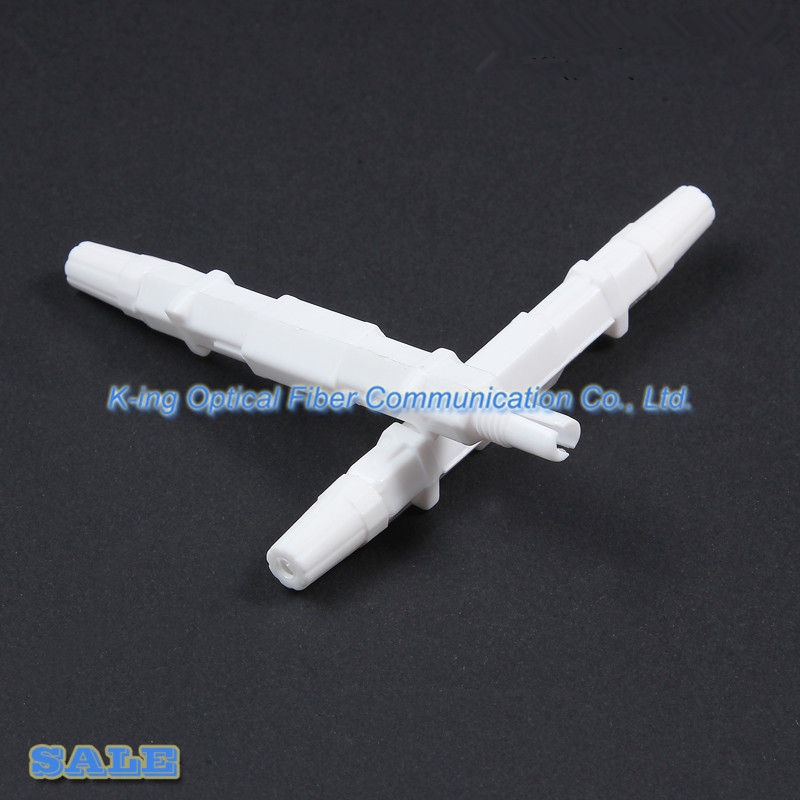 Image 3 - 100pcs Drop cable protection box Optical fiber Protection box  small round tube heat shrink tubing to protect fiber splice tray-in  Fiber Optic Equipments from Cellphones