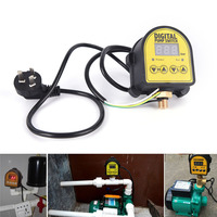 New Digital Pressure Control Switch Eletronic Pressure Controller For Air Pump High Quality