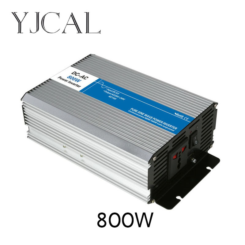 цена на Modified Sine Wave Inverter 800W Watt DC 12V To AC 220V Home Power Converter Frequency Converter Voltage Electric Power Supply