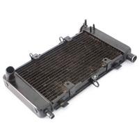 Aluminum Radiator Cooling Cooler For Yamaha FZ6 FZ6N FZ6R 2006 2010 2007 2008 2009 Black