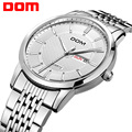 DOM Men Mens Watches Top Brand Luxury Quartz Fashion Belt Watch Business Reloj Hombre 11