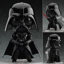 Anime Cartoon Star War Force éveille Darth Vader Stormstrooper 502 Q Nendoroid 10 CM modèle figurines Pvc Rinquedo