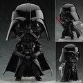Anime guerra estrella de la historieta fuerza despierta Darth Vader Stormstrooper 502 Q Nendoroid 10 CM modelo figuras de acción del Pvc Rinquedo